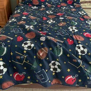 Kid's Twin Comforter Set
